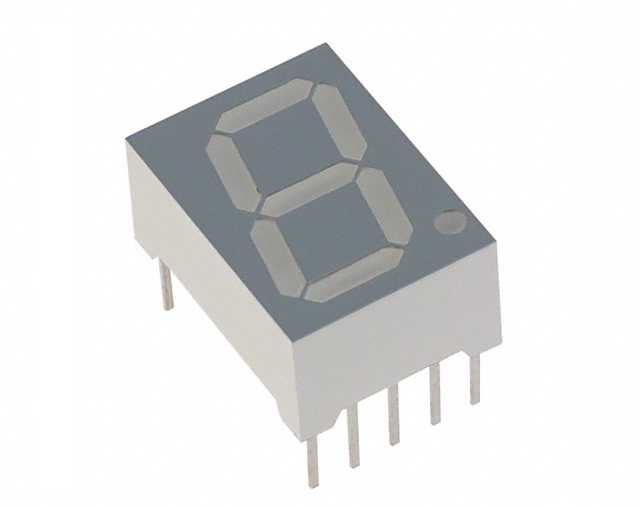 ИНДИКАТОР LED ЗЕЛЕНЫЙ SC39-12GWA KINGBRIGHT