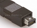 КАБЕЛЬ USB AM-AM MINI 4DIN 0,2M (3358) SEMICOM