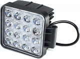 ПРОЖЕКТОР 10-30V LED 4048 EPISTAR 60° 3600LM 6000K (IP67)